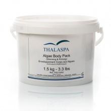 Водорослевое обертывание для борьбы с целлюлитом и упругости кожи (Algae Body Pack (Slimming & Firming)