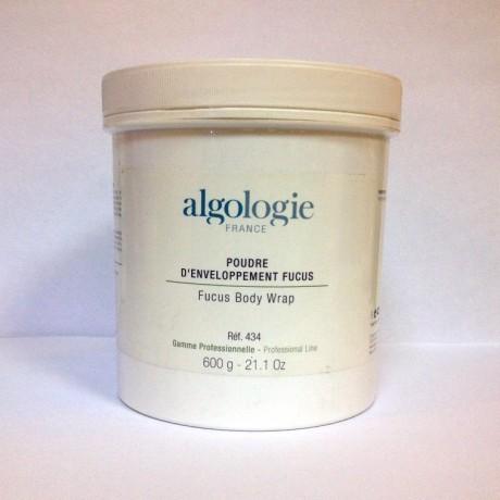 Пудра из микронизированного фукуса для антицеллюлитного обертывания