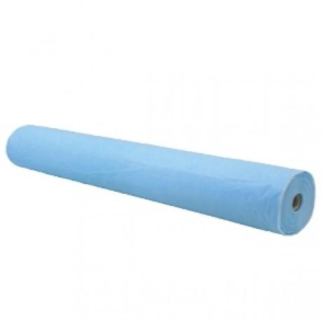 Простыня тканевая в рулоне (SMS) 70х200, 100 шт