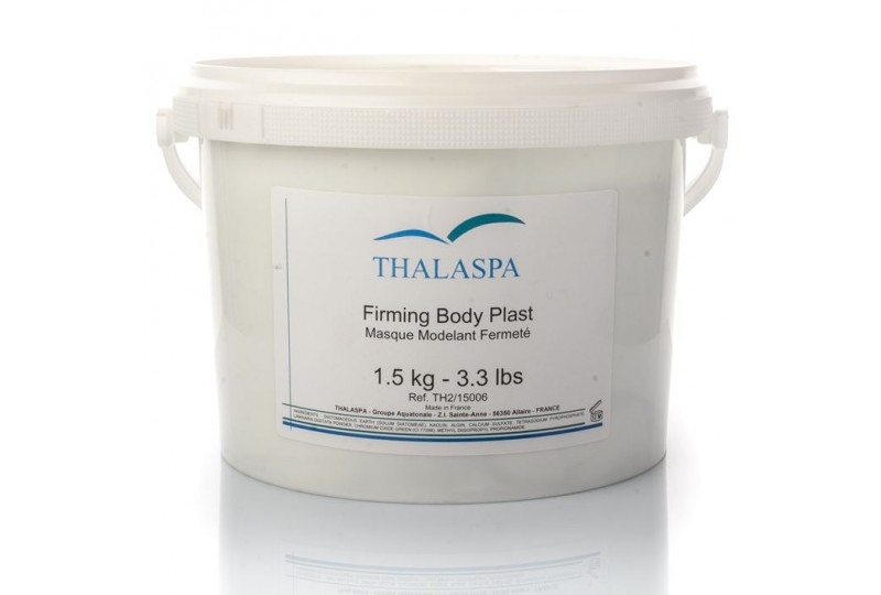 пластифицирующее обертывание для упругости кожи thalaspa