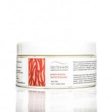 Крем-маска питательная с маслом карите и Д-пантенолом